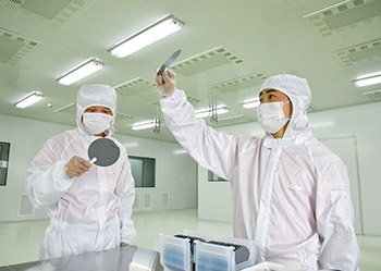 "The third-generation semiconductor will start in Taizhou, and the ""Liown Speed"" 8-month line will be put into operation."